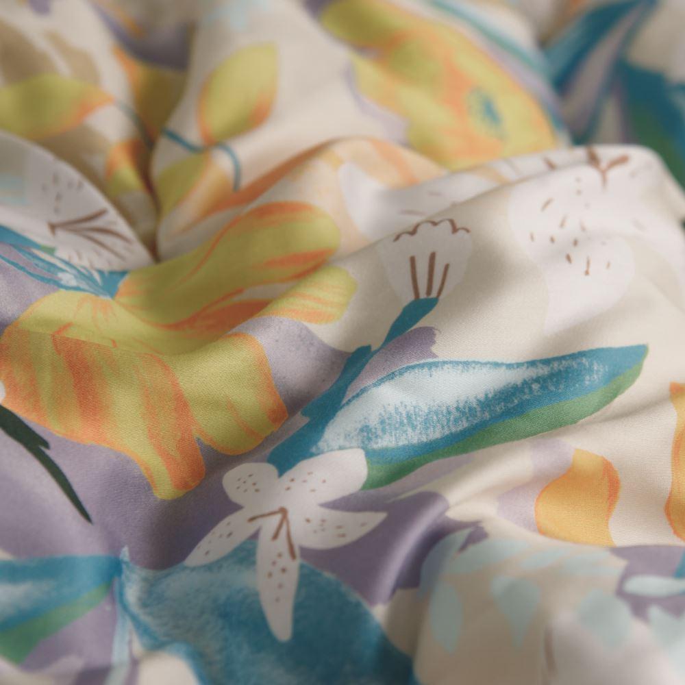 床包被套組(鋪棉兩用被套)-雙人 / 100% TENCEL天絲™萊賽爾纖維 /仲夏夜夢