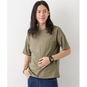 【50%OFF】 アーバンリサーチ アウトレット 全面プリントTee メンズ カーキ 40 【URBAN RESEARCH OUTLET】 【セール開催中】