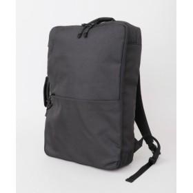 アーバンリサーチ afecta FREQUENT USE BAG PACK メンズ BLACK - 【URBAN RESEARCH】