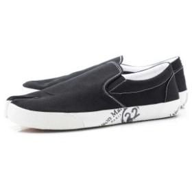 [あす着]メゾンマルジェラ Maison Margiela スリッポン シューズ スニーカー メンズ 22 女性と男性のための靴のコレクション TABI タビ