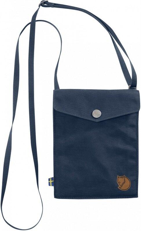 Fjallraven 小狐狸 旅行隨身袋/護照包/口袋包 24221 Pocket 560海軍藍