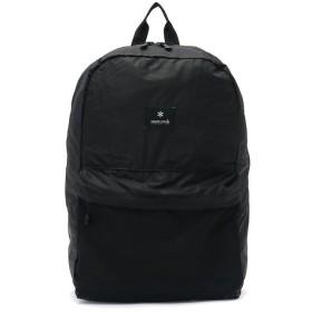ギャレリア スノーピーク snow peak リュックサック Pocketable Daypack ポケッタブル デイパック リュック サブバッグ UG 622 ユニセックス ブラック F 【GALLERIA】