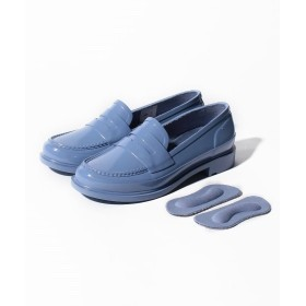 【40%OFF】 ハンター ORIGINAL PENNY LOAFER レディース ブルー 5(24.0cm) 【HUNTER】 【セール開催中】