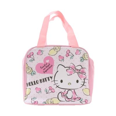 Hello kitty便當袋 f0361魔法Baby