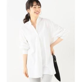 Spick and Span 【SECULAR】オーバーサイズドシャツ◆ ホワイト フリー