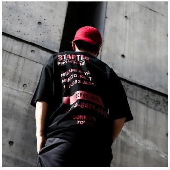 アトモス コンバース トーキョー 3シュウネン ゲンテン ジュウショ Tシャツ ユニセックス ブラック M 【atmos】