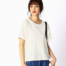 <COMME CA ISM (レディース)> サーマル ワッフルTシャツ(ONIGIRI)(5268CN80) 02【三越・伊勢丹/公式】