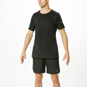 MIZUNO SHOP [ミズノ公式オンラインショップ] タイダイTシャツ[メンズ] 09 ブラック 32MA9511