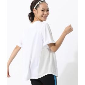 NERGY ナージー メッシュスポーツヒラTシャツ