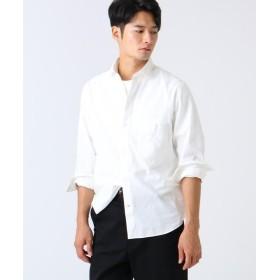 ドレステリア コットンカジュアルシャツ メンズ ホワイト(001) 90(S) 【DRESSTERIOR】