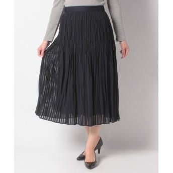 【62%OFF】 セシオセラ デザインスカート レディース ネイビー M 【CECI OU CELA】 【セール開催中】