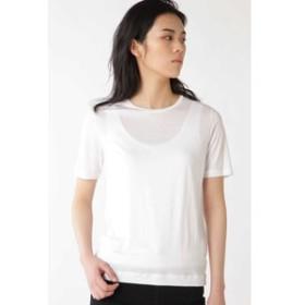 【H/standard:トップス】Tシャツ