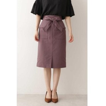 プロポーションボディドレッシング(PROPORTION BODY DRESSING)/リボンワークカーゴスカート