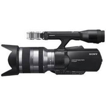 ソニー SONY レンズ交換式デジタルHDビデオカメラレコーダー レンズキット (中古品)