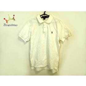 ポロラルフローレン POLObyRalphLauren 半袖ポロシャツ サイズM M メンズ 白 新着 20190804