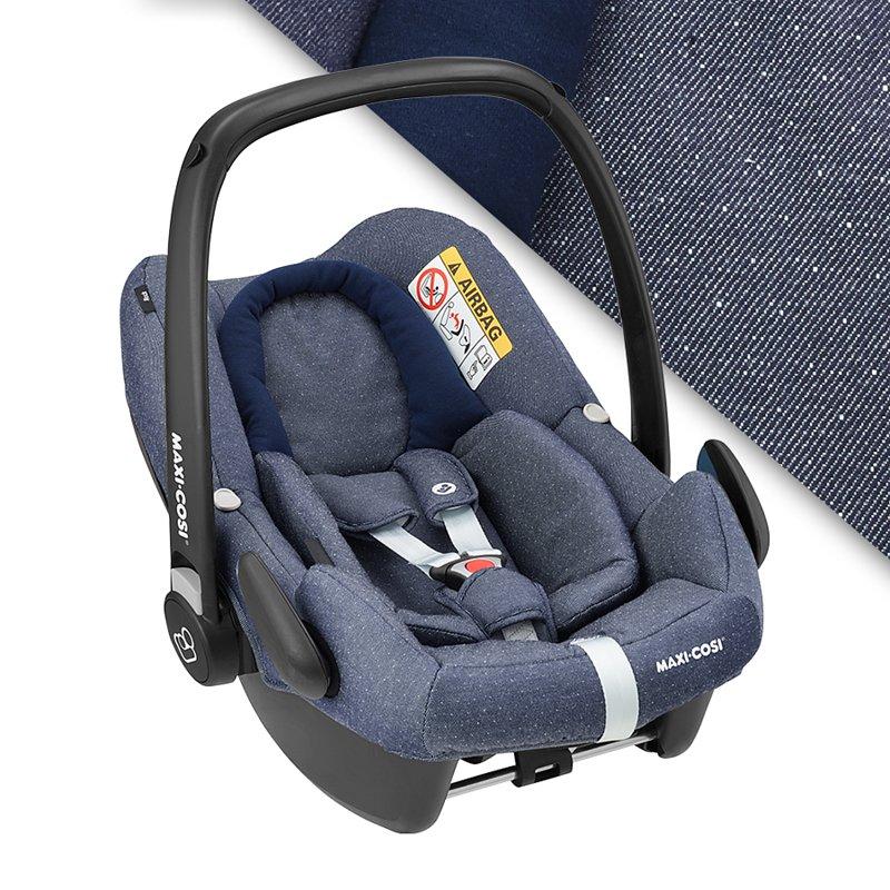MAXI-COSI ROCK 新生兒提籃式汽車安全座椅-多色可選