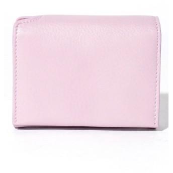 【60%OFF】 サミールナスリ Leather Mini Wallet レディース PINK F 【SMIR NASLI】 【タイムセール開催中】