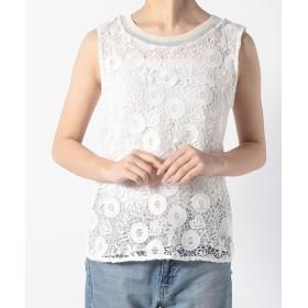 デシグアル Tシャツ レディース ホワイト系 XS 【Desigual】