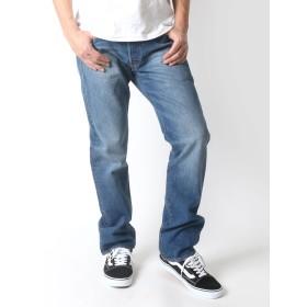 【20%OFF】 ラザル Levi's/リーバイス 501オリジナルフィット メンズ ライトブルー 29 【LAZAR】 【タイムセール開催中】