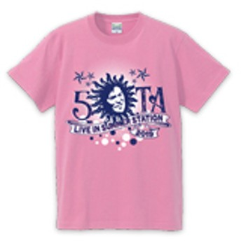 ロンドンハーツ 50TA SUMMER STATION2019 Tシャツ【L】