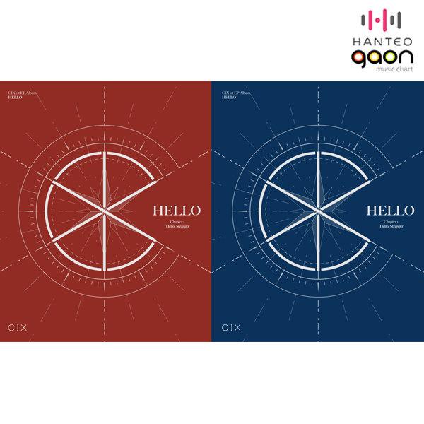 [출시일: 2019년07월24일] '2019년 반기 최대 기대주' CIX가 'CIX 1st EP Album HELLO Chapter 1. [Hello, Stranger]'로 데뷔
