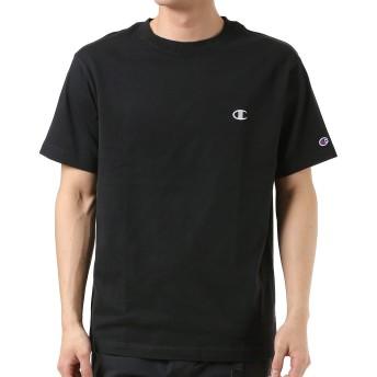 CHAMPION チャンピオン メンズ 半袖 Tシャツ ムラサキスポーツ限 C8-P382 090 L