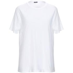 《期間限定 セール開催中》ASPESI レディース T シャツ ホワイト M コットン 100%