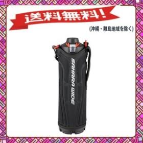 タイガー 水筒 1.5L 直飲み ステンレス スポーツ ボトル ポーチ付き ブラック Tiger MME-D150-K