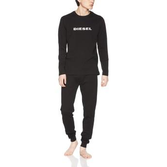(ディーゼル) DIESEL メンズ パジャマ 00SPT50HASH M ブラック 900