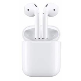 Apple AirPods with Charging Case ワイヤレスイヤホン Bluetooth対応 (最新モデル) 保護ケースをプレゼント