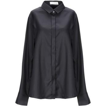 《9/20まで! 限定セール開催中》MACKINTOSH レディース シャツ ブラック 36 コットン 100%