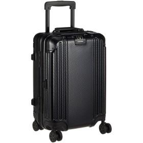 [レジェンドウォーカー] スーツケース 機内持ち込み可 保証付 35L 48 cm 3.7kg ブラックカーボン