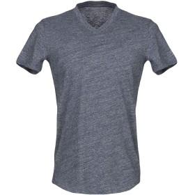 《期間限定セール開催中!》MAJESTIC FILATURES メンズ T シャツ ダークブルー M コットン 100%