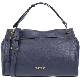 《期間限定 セール開催中》BALLY レディース ハンドバッグ ブルー 革