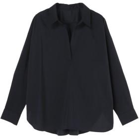 【6,000円(税込)以上のお買物で全国送料無料。】スキッパーシャツ