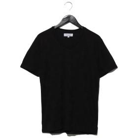 60%OFF Growth by Grail (グロースバイグレイル) ボタニカるリンクスジャガードTシャツ ブラック