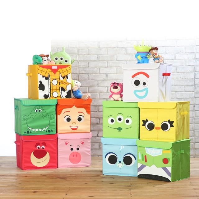 玩具總動員方形摺疊收納箱(10款任選)【LINE 官方嚴選】