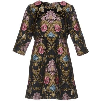 《セール開催中》DARLING London レディース ミニワンピース&ドレス ブラック 8 ポリエステル 100%