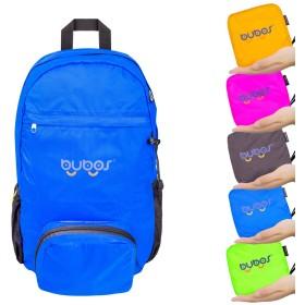 BUBOS 超軽量 折りたたみバックパック (25L),耐水性 旅行とハイキングのデイパック,折りたたみ式でアウトドアスポーツのキャンプ (1)
