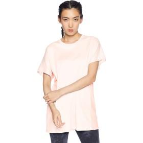 [ダンスキン] フィットネスウェア LONG LENGTH Tシャツ [レディース] DD79129 アイスピンク (IC) 日本 L (日本サイズL相当)