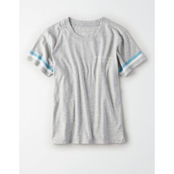 【アメリカンイーグル】AEロゴグラフィックTシャツ