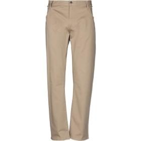 《期間限定セール開催中!》ARMANI JEANS メンズ パンツ キャメル 38W-32L コットン 97% / ポリウレタン 3%
