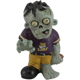 Forever Collectibles LSU Tigers Resin Zombie Figurine スポーツ用品 No_Size 【並行輸入品】
