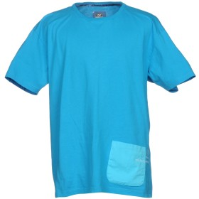 《期間限定 セール開催中》NORTH SAILS メンズ T シャツ アジュールブルー L コットン 100%