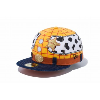NEW ERA ニューエラ ストア限定 59FIFTY トイ・ストーリー4 ウッディ ベースボールキャップ キャップ 帽子 メンズ レディース 7 1/2 (59.6cm) 12274835 NEWERA