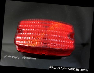 Sequential Led Tail Light Red Lens Int.Turn Signal  for YAMAHA 2006-2007 R6