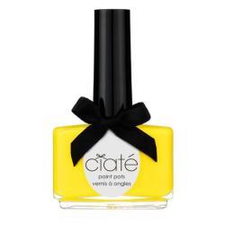 英國Ciate夏緹 指甲油 Big Yellow Taxi 黃色計程車 074