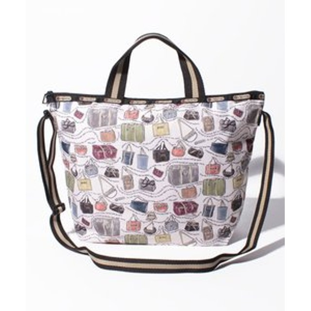 【LeSportsac:バッグ】EASY CARRY TOTE/レスポートサックヒストリー