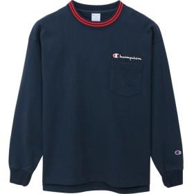 ロングスリーブTシャツ 19FW アクションスタイル チャンピオン(C3-P404)【5500円以上購入で送料無料】