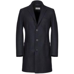 《期間限定 セール開催中》LOST IN ALBION メンズ コート ダークブルー 46 ウール 60% / ポリエステル 40%